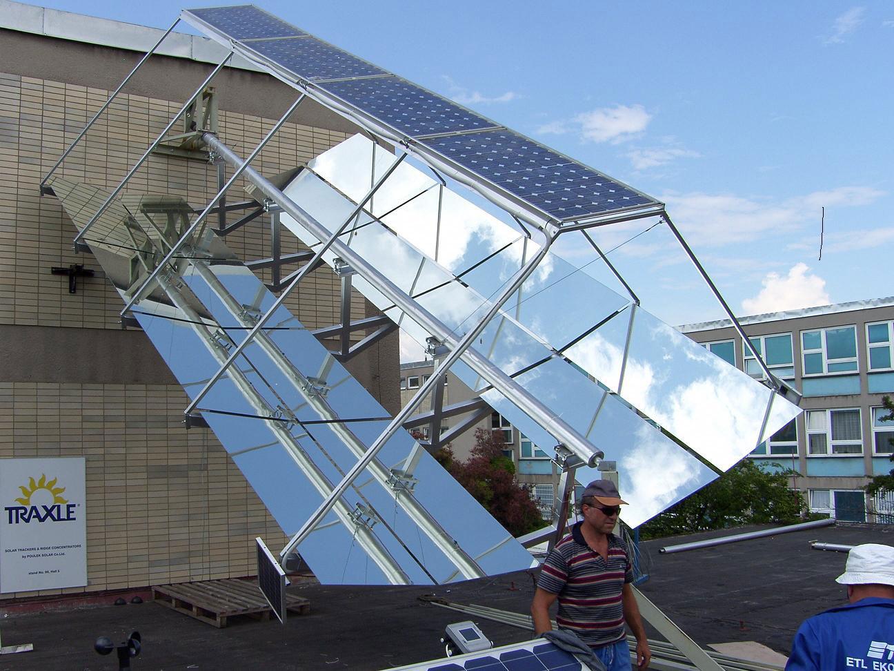 Solar Trackers Amp Silicone Gel Lamination Solar Tracker S